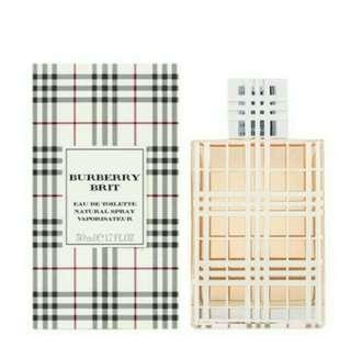 🚚 Burberry Brit 風格女性淡香水/1瓶/50ml-新品正貨