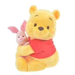 代購 日本Disney Store 最新 Winnie the Pooh 小熊維尼 公仔
