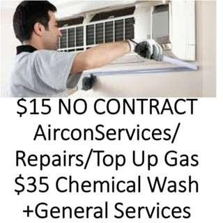 Aircon NOT COLD,CLEANING SERVICING,CHEMICAL WASH,STEAM WASH