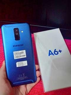 Samsung A6+ baru seminggu