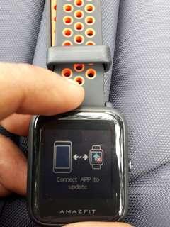 Smart watch Amazfit Bip Min