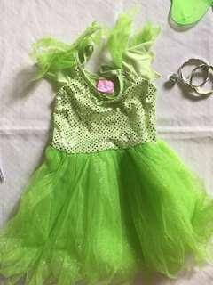 Set Fairy Costume