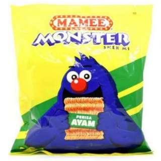 MAMEE NOODLE SNACK CHICKEN FLAVOUR 25G