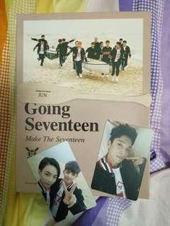 <WTT> Seventeen going seventeen jeongcheol pc