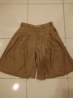 Flash Deal! Brown Designer Pants Size S