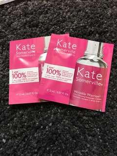 Kate Somerville Wrinkle Warrior