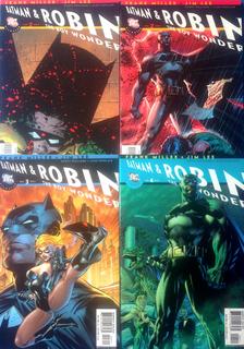DC's ALL STAR BATMAN AND ROBIN, THE BOY WONDER  (2005)