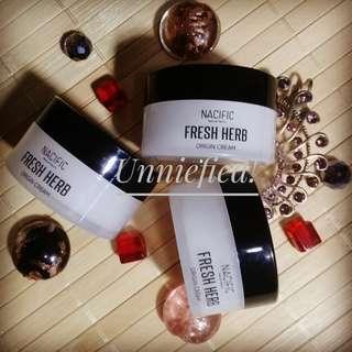 Nacific Fresh Herb Origin Cream 12g