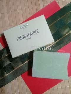 Nacific Fresh Tea Tree Soap