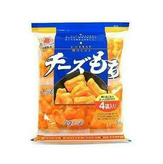 🚚 日本 越後製菓 起司麻糬 米菓/1包/76g