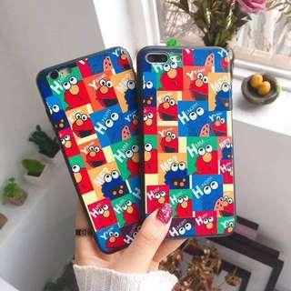 BN iphone 7/8 Sesame Street casing cover