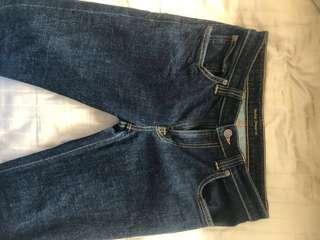 Nudies jean