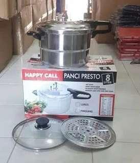 Happy call panci presto