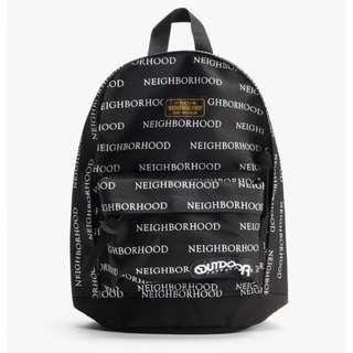 Rare Neighbourhood x Outdoor Backpack / duffle