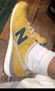 New balance nb 996 姜黃色 波鞋