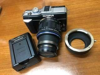 Olympus EPL1 數碼相機
