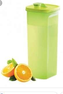 Tupperware Fridge Water Bottle 2L