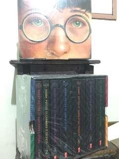 Harry Potter 20th Edition Box set complete series