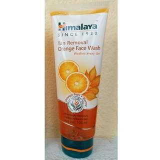 🆕 Tan removal Orange Face Wash