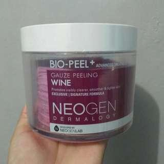Neogen Bio Peel+ Advanced Treatment Gauze Peeling Wine
