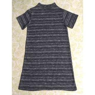 Turtleneck Dress