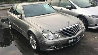 Mercedes E230 2008