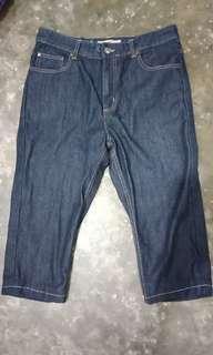 Celana Jeans 7/8