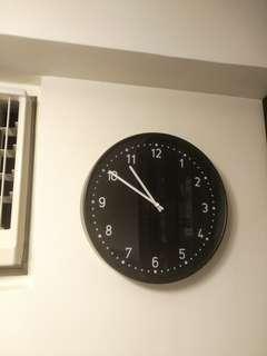 Wall Clock 靜音掛牆鐘 (14寸)