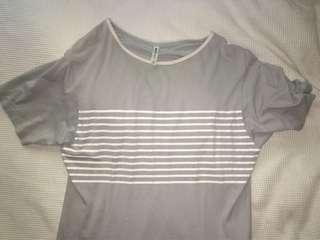 RVCA t-shirt dress