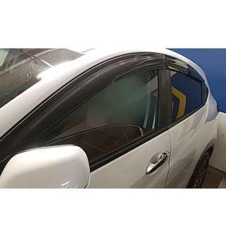 Honda Vezel 2014-2018 Door Visor