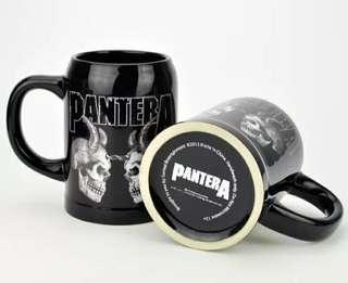 Pantera collectible mug