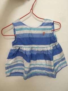 Baby Dress/Top Poney