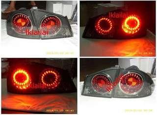 Depo LED Tail lights for FD Civic