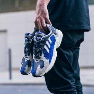 Sepatu Adidas Original - Yung 1 Sesame