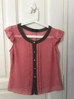 Prelove miss selfridge  blouse