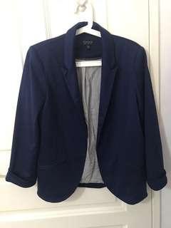 Preloved Topshop blazer