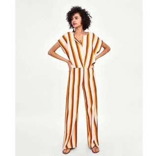 Zara Striped Set Wear