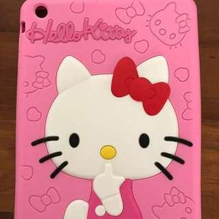 iPad Mini Hello Kitty Pink Cute Silicon Case Brand New