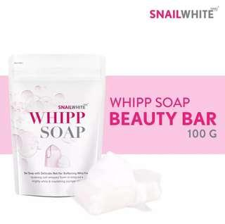 Namu Life SnailWhite Whipp Soap (Authentic)
