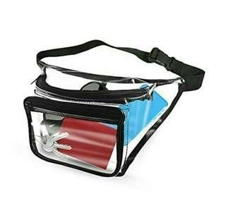 Transparent Belt Bag Fannypack