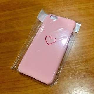 Pink iPhone 6/6s Hard Case