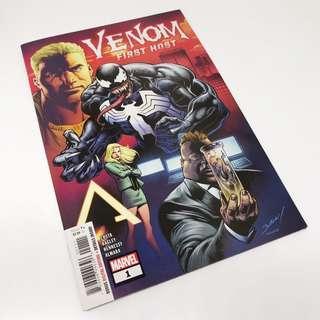 Venom: First Host #1