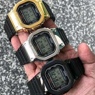 🔥🔥🔥Custom metal bezel for DW5600 silver / gold / black dw5600 , dw-5600 , DW-5600 , Casio , CASIO , casio, gshock , GSHOCK , g-shock , G-SHOCK , G-Shock