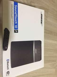 Brand new Bose Soundtouch 10