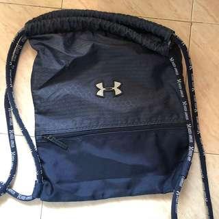 Underarmour drawstring bag