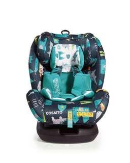 Cosatto All In All Baby Car Seat