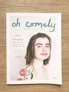 Oh Comely Magazine Issue 30