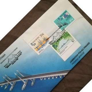 First Penang Bridge (FDC)