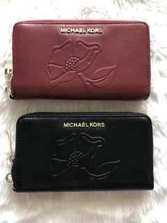 BN Authentic Michael Kors Handphone Case and Wallet