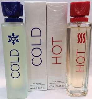 🚚 Hot / Cold Perfume BN Sealed